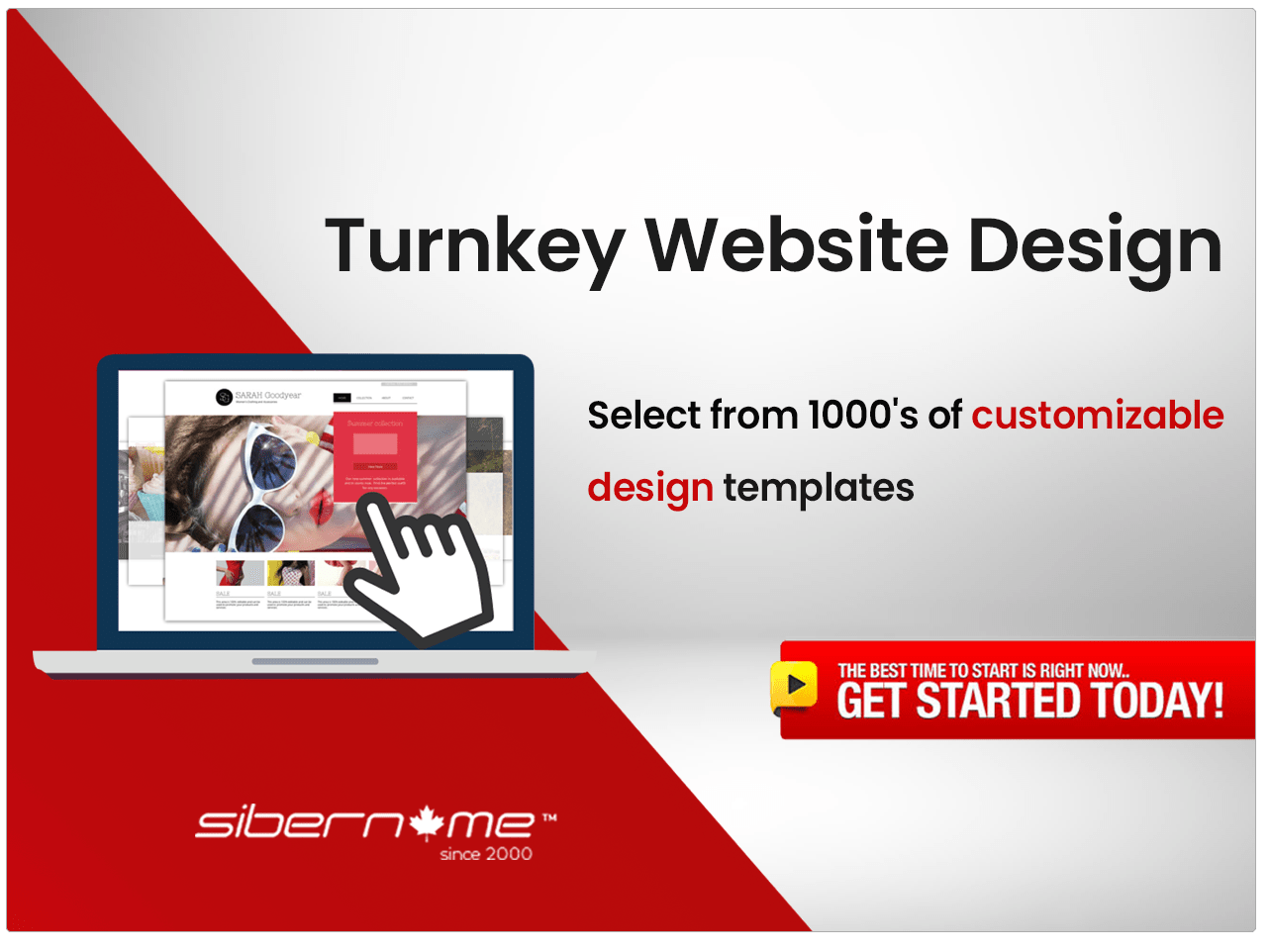 turnkey website design