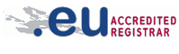 Eurid Accredited Registrar